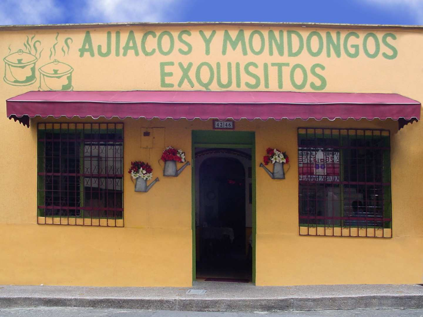 Ajiacos y Mondongos Exquisitos