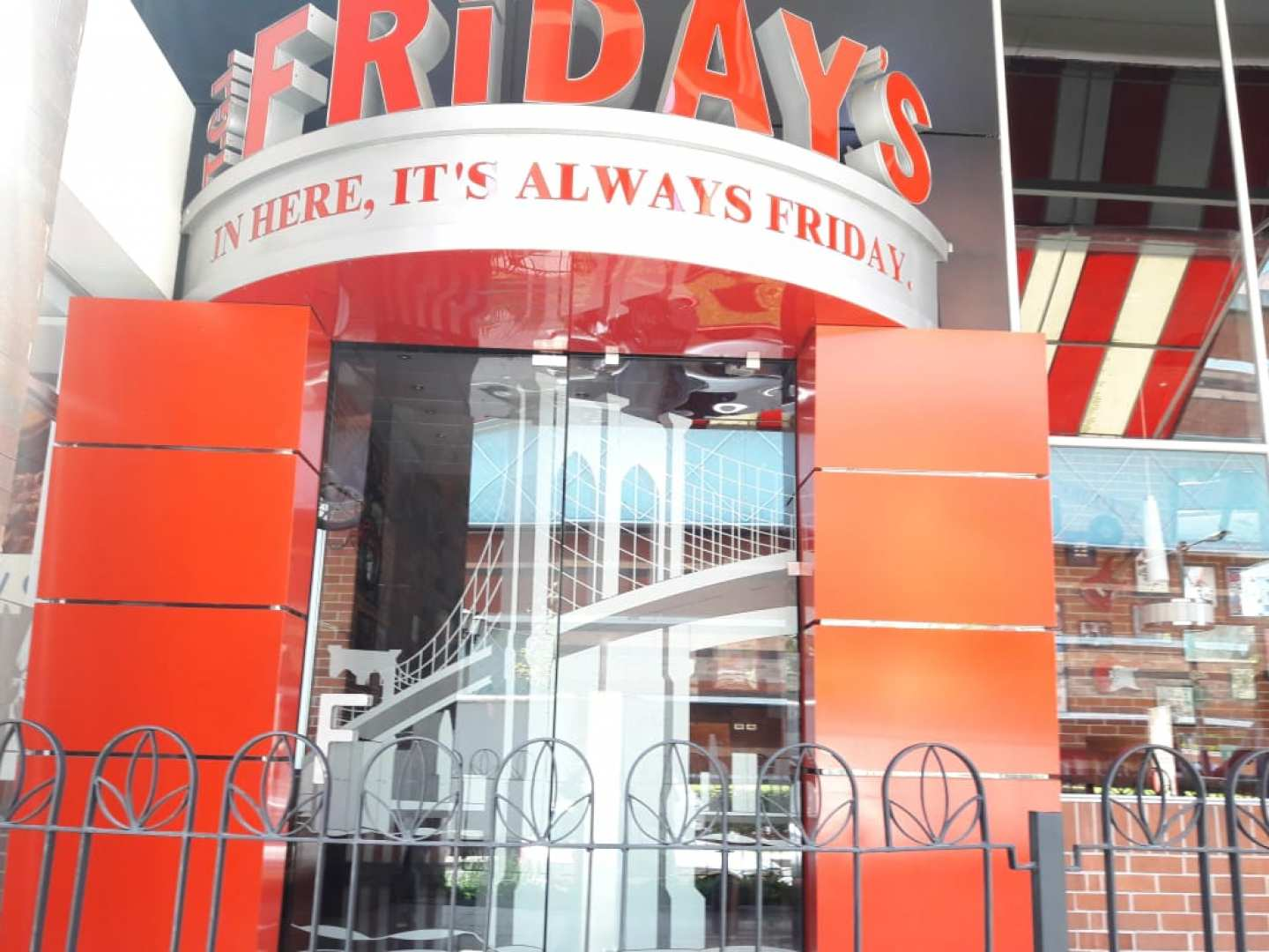 T.G.I. Friday's (Miraflores)