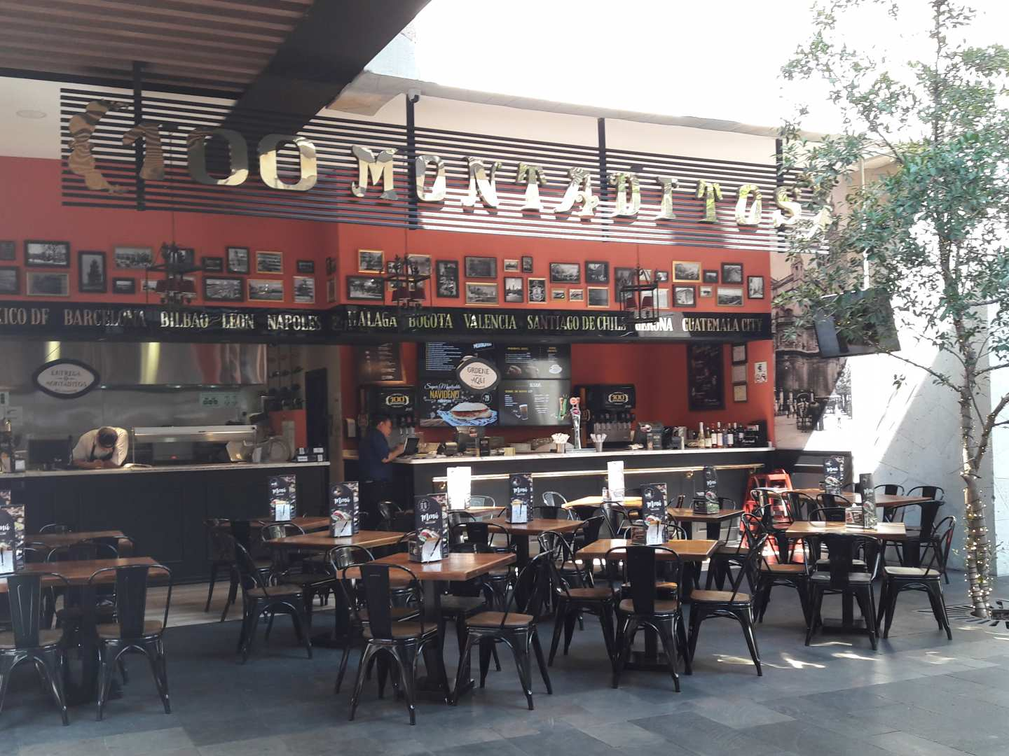 100 Montaditos (Oakland Mall)