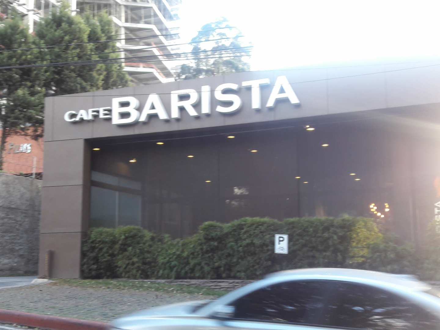 Cafe Barista (Vista Hermosa 2)