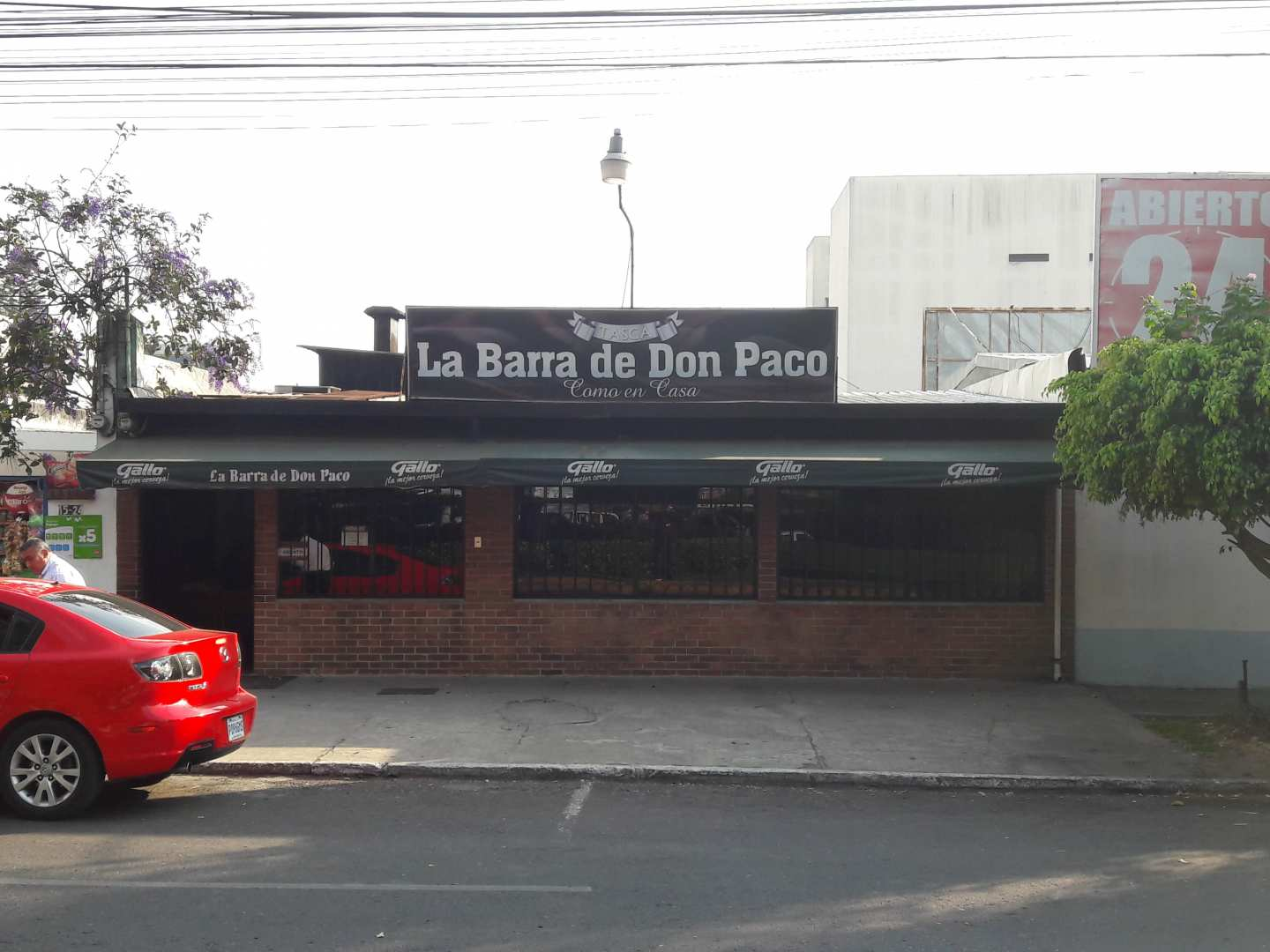 La Barra de Don Paco
