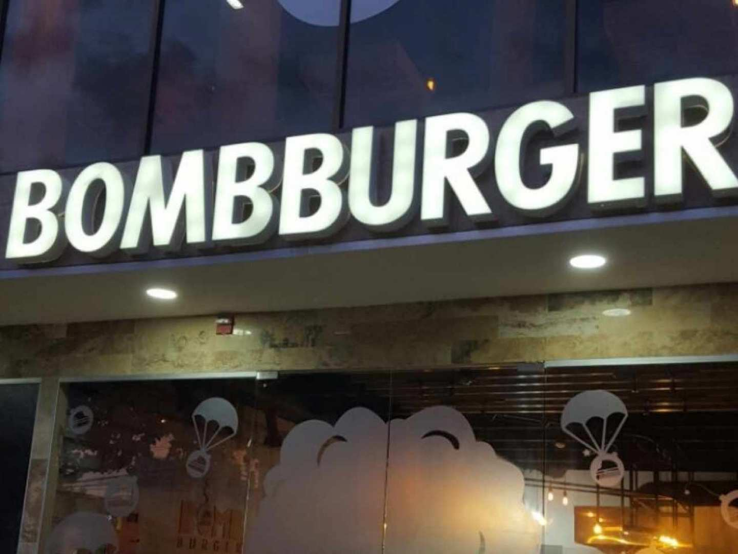 Bombburger