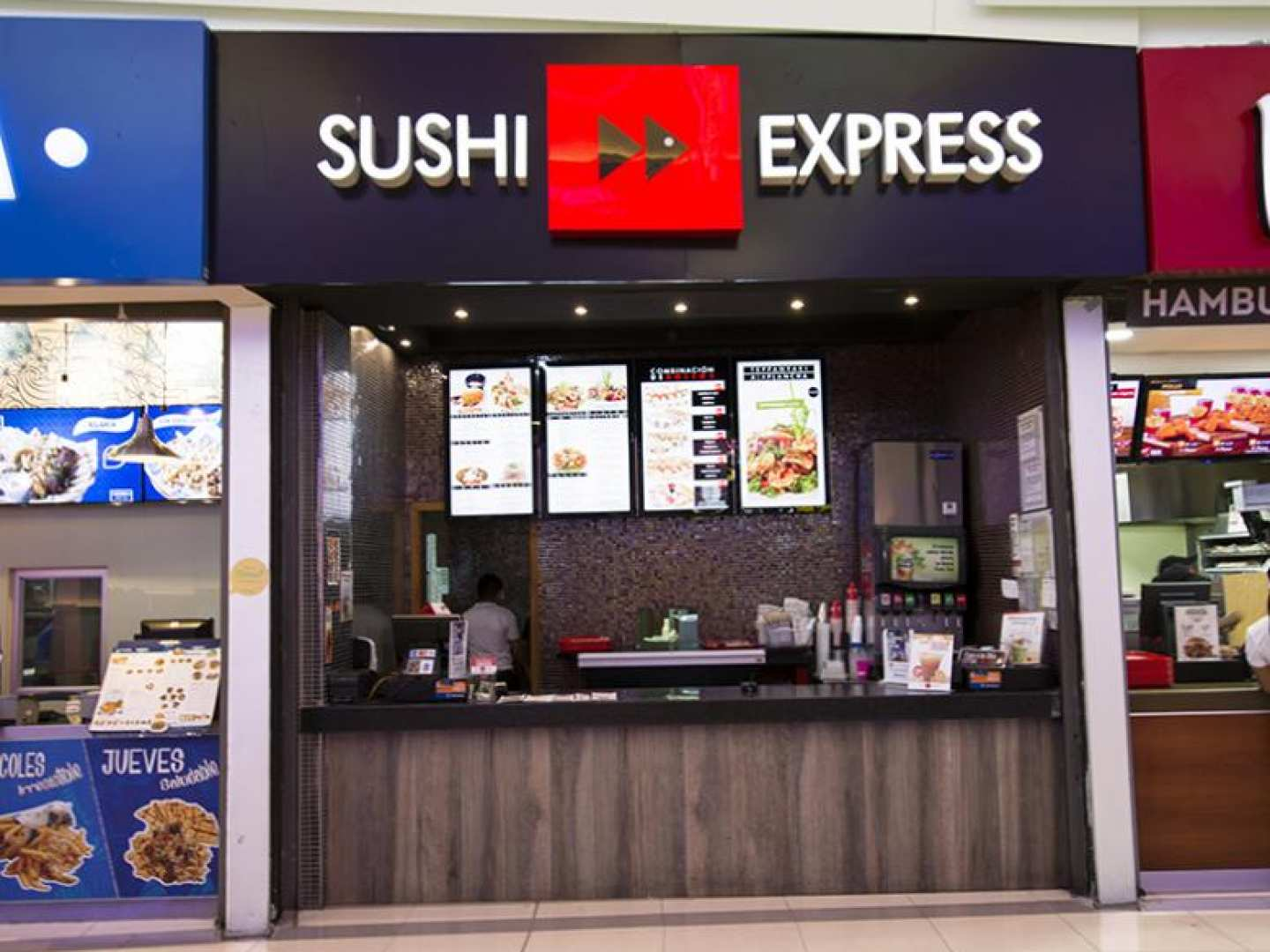 Sushi Express (Multiplaza Mall)