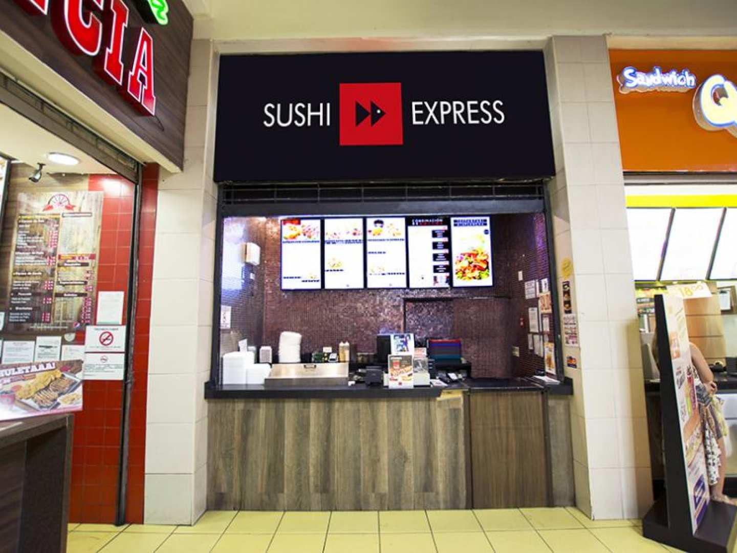 Sushi Express (Albrook Mall)