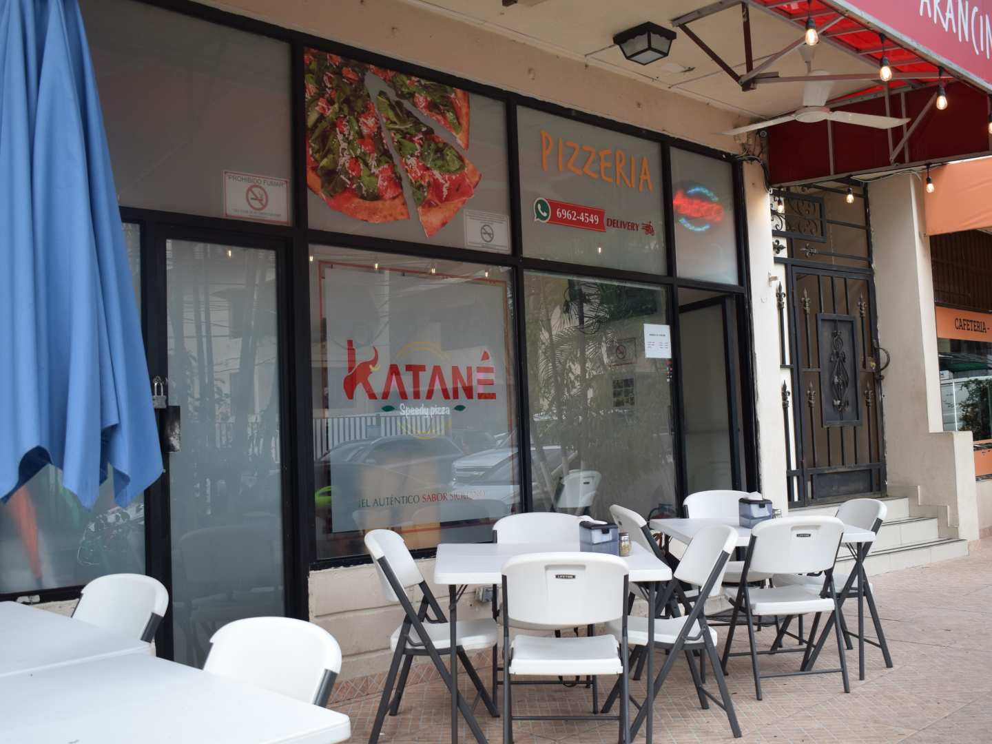 Katané Speedy Pizza (Bella Vista)