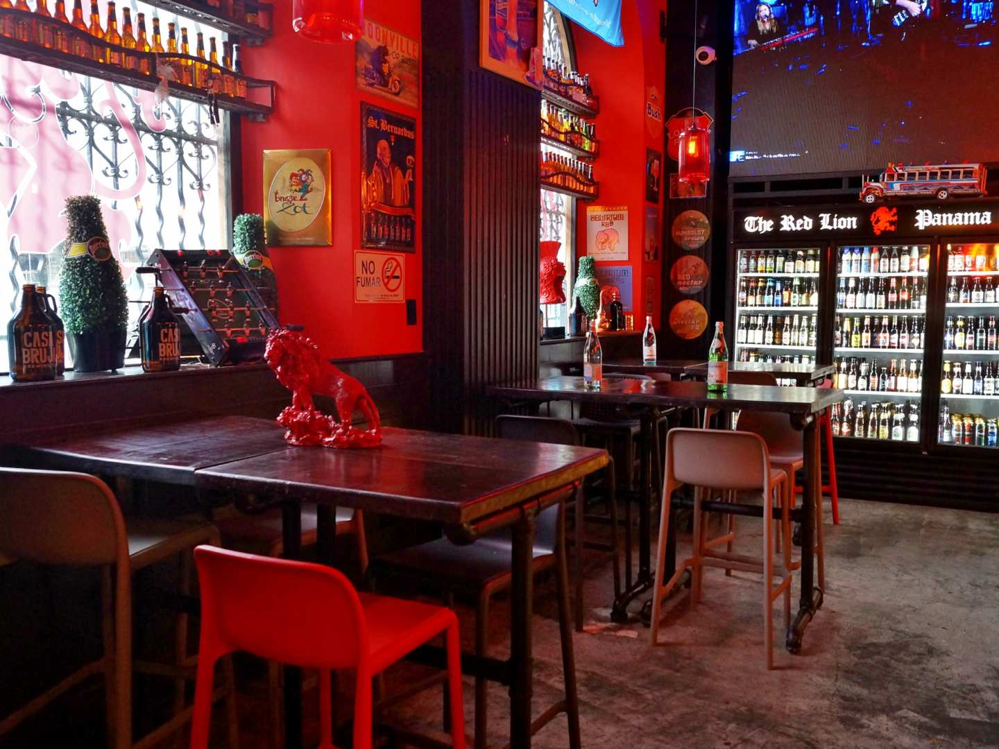 Red Lion (Casco Viejo)
