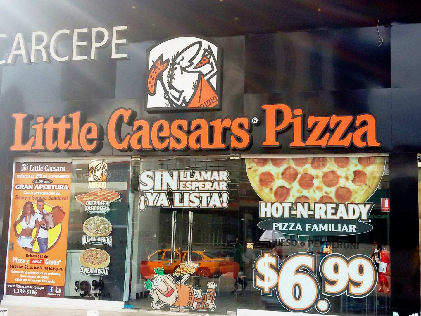 Little Caesars (Via España)