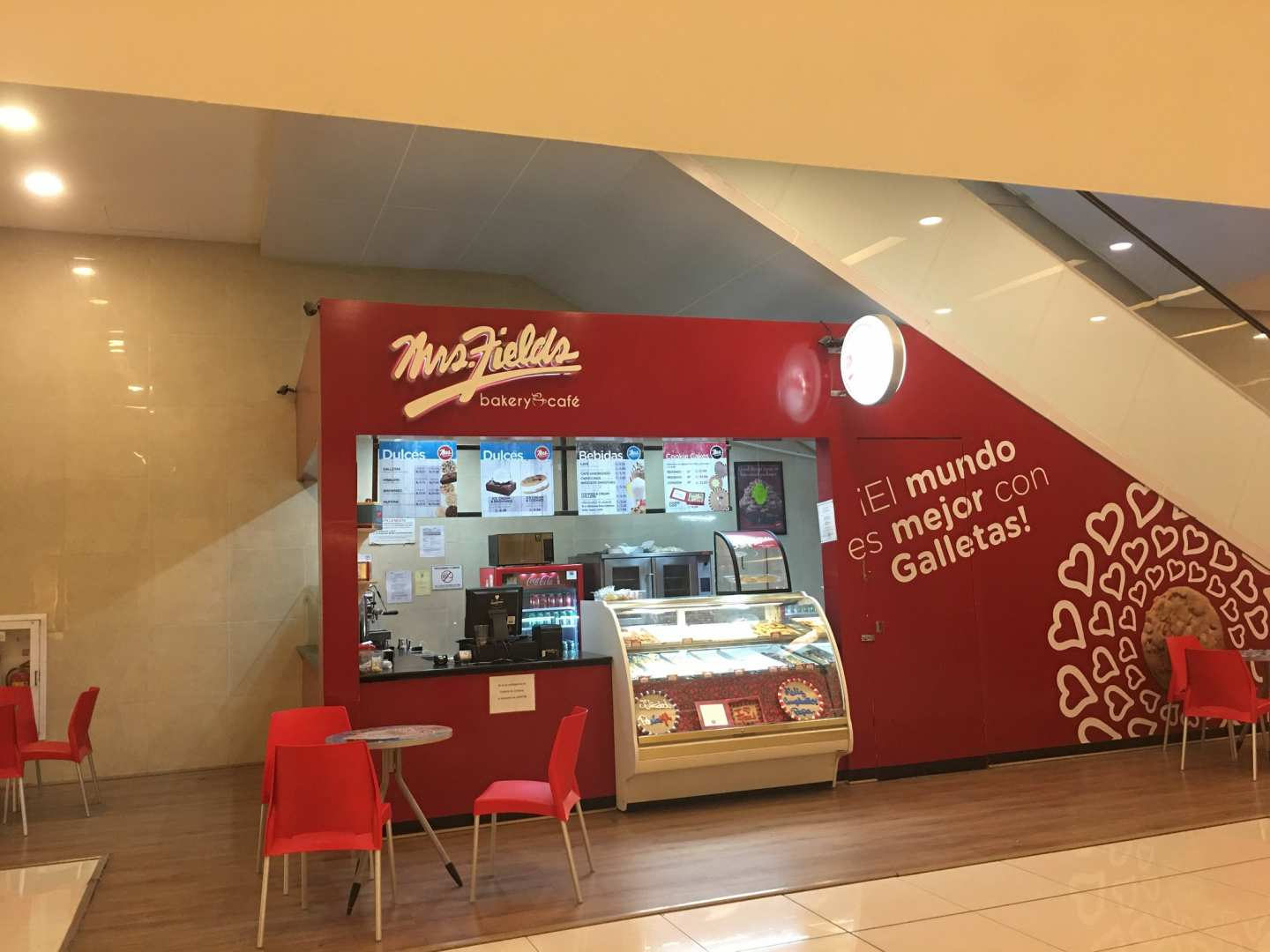 Mrs. Fields (Multiplaza Pacific)
