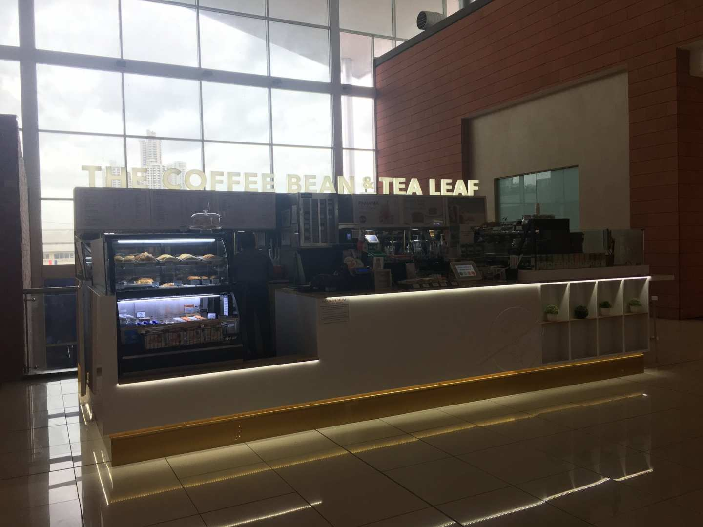 The Coffee Bean & Tea (Multiplaza)