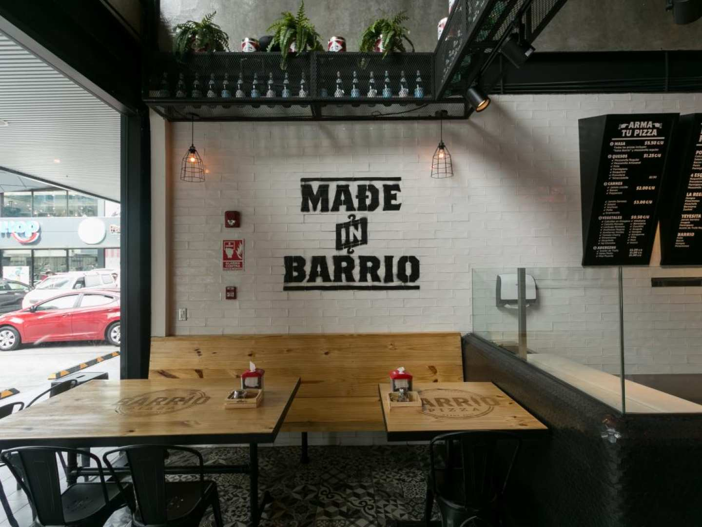 Barrio Pizza (Costa del Este)