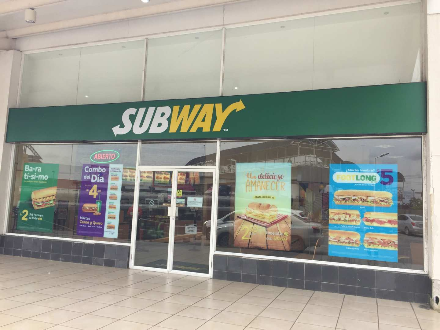 Subway (Juan Diaz)