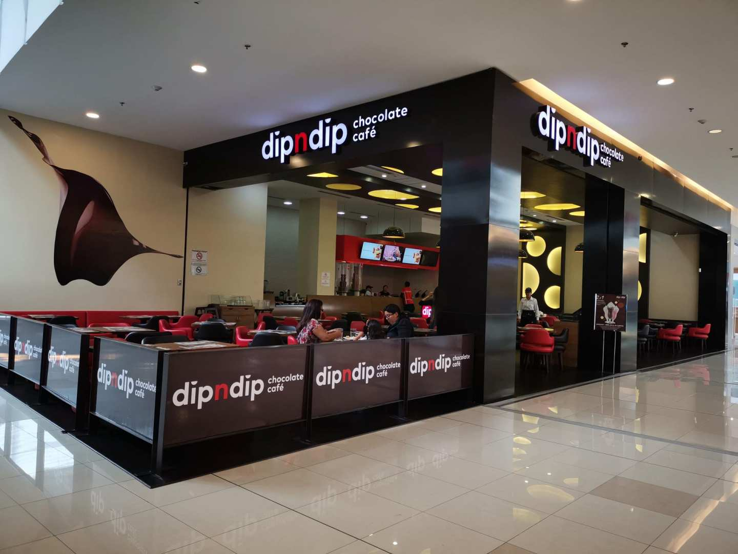 dipndip (Multiplaza Mall)