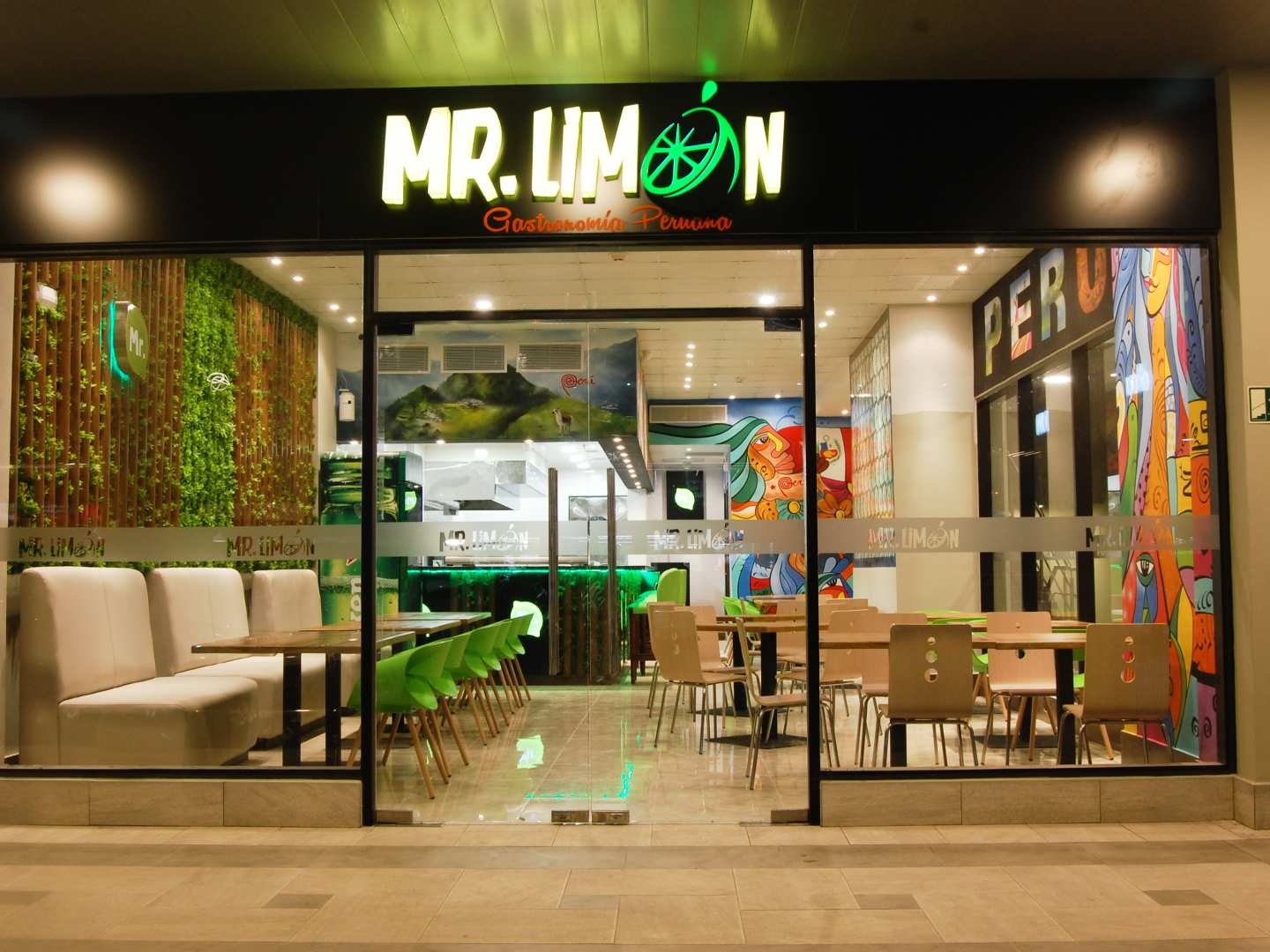 Mr. Limon (Brisas del Golf)