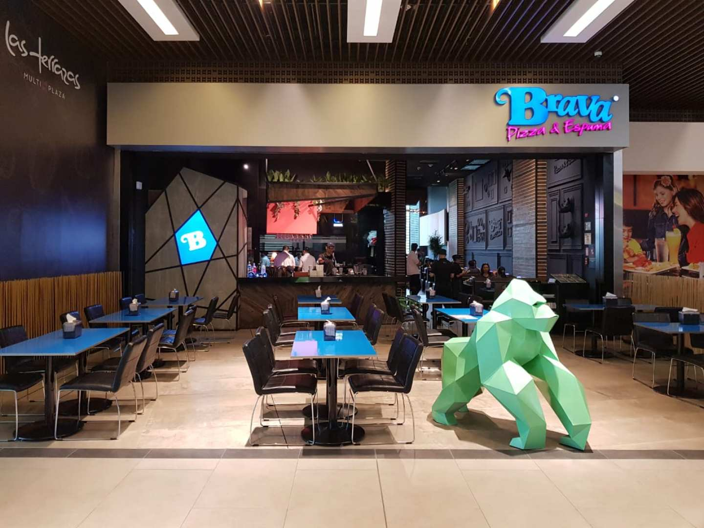 Brava Pizza & Espuma (Multiplaza Mall)