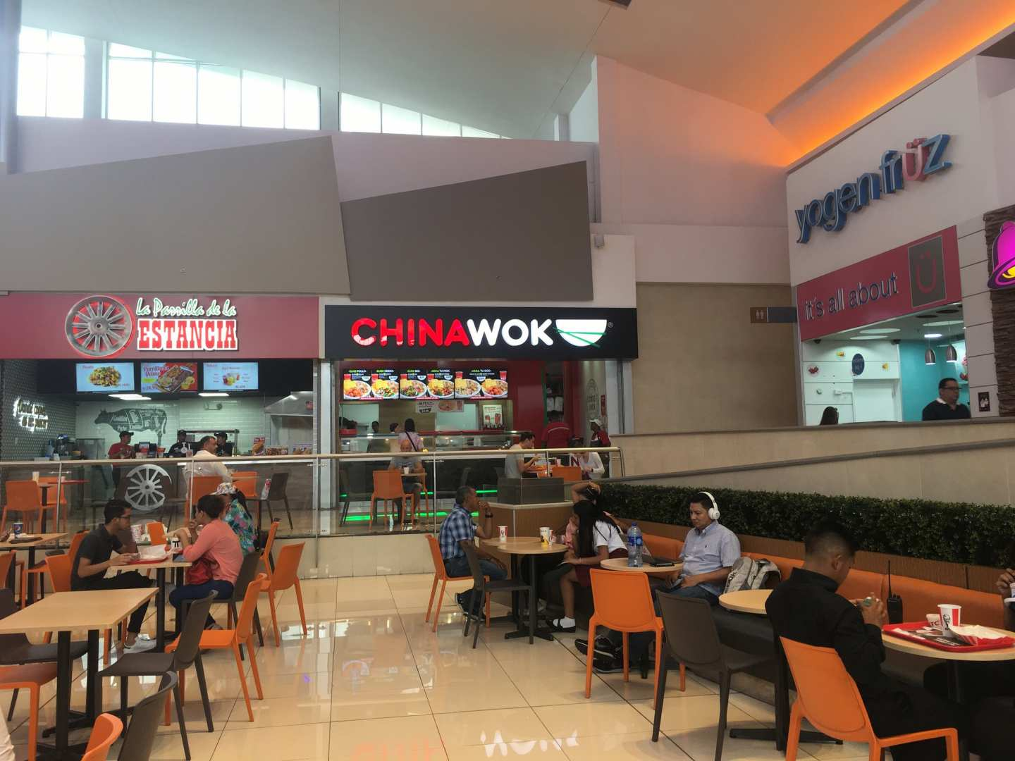 China Wok (Multiplaza Mall)