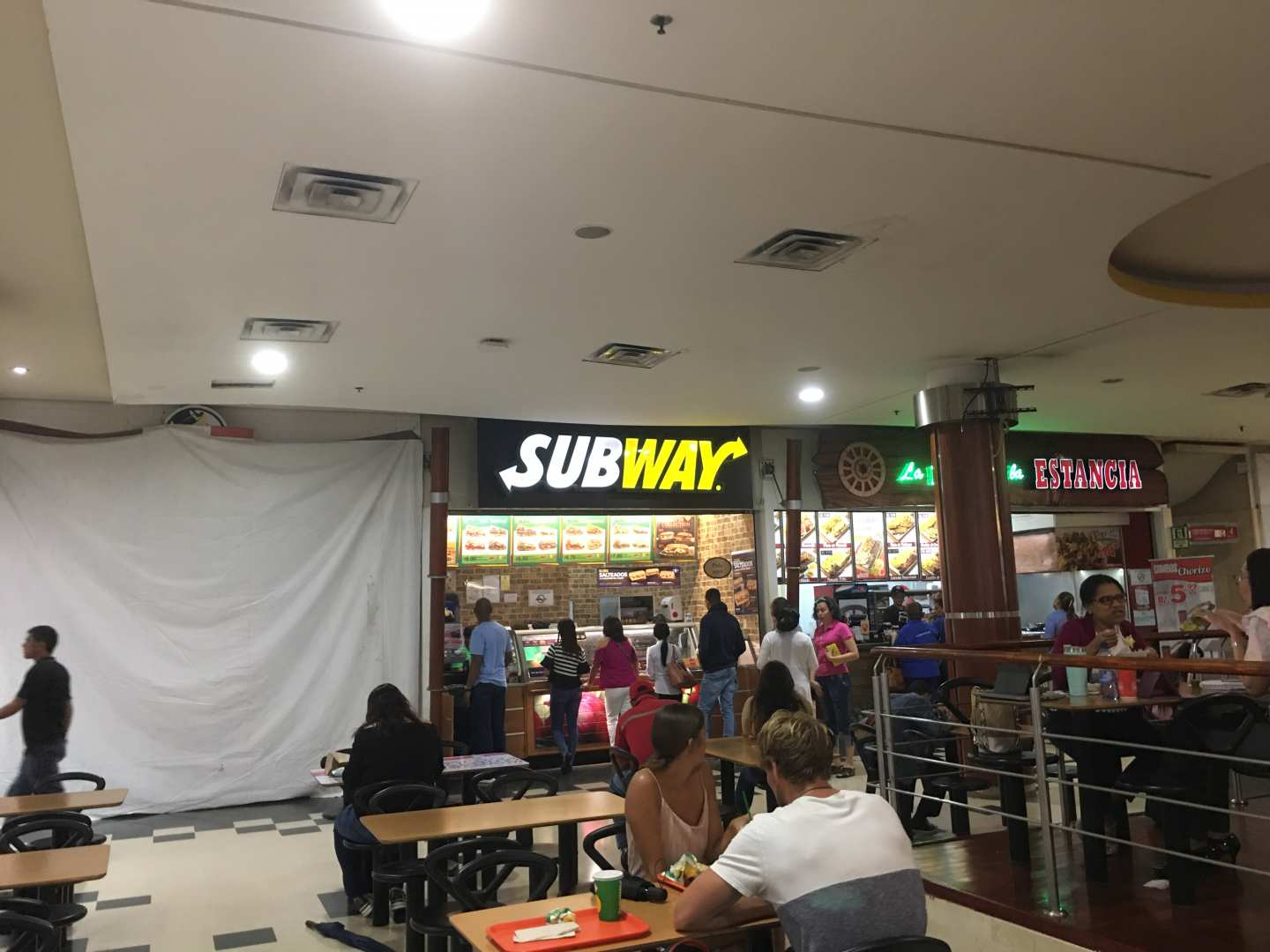 Subway (Multicentro)