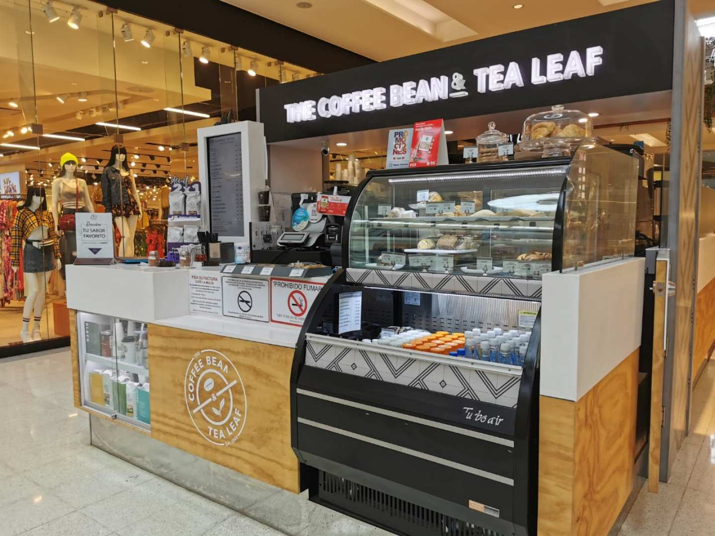 The Coffee Bean & Tea Leaf (Altaplaza)