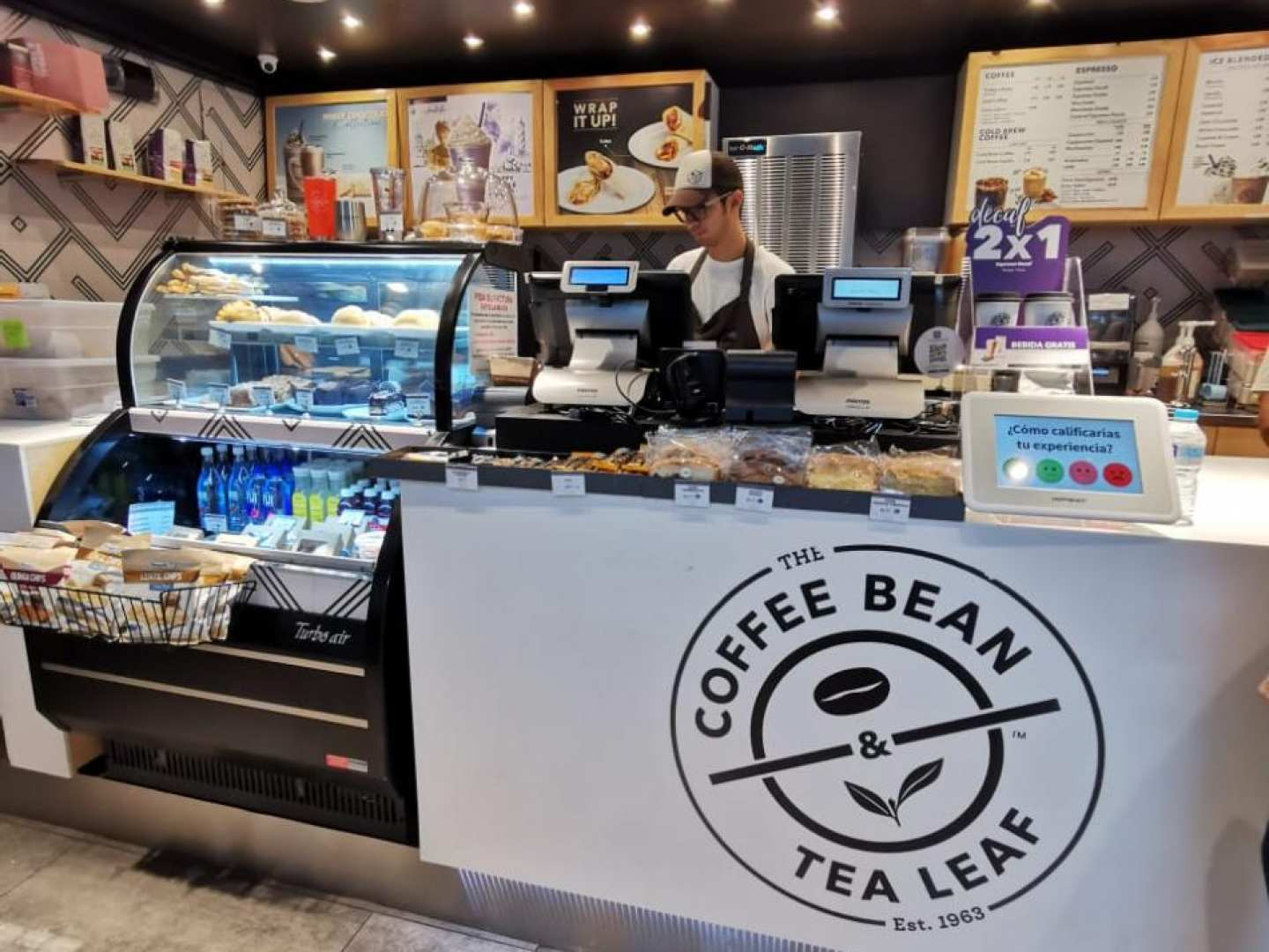 The Coffee Bean & Tea Leaf (UIP)