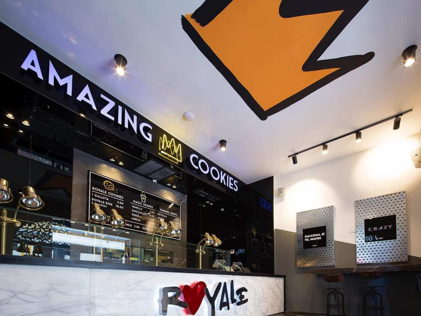 Royale Cookie Bar (Casco Antiguo)