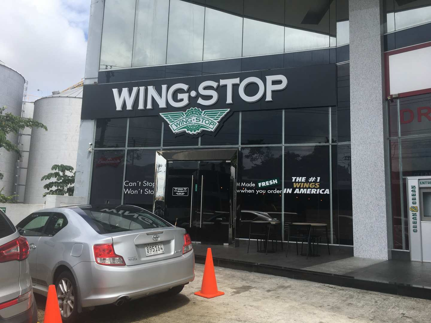Wingstop (El Dorado)