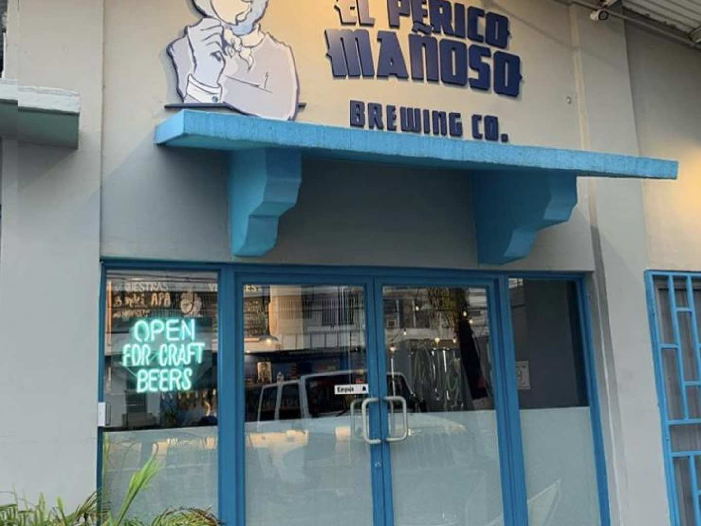 El Perico Mañoso Brewing Co