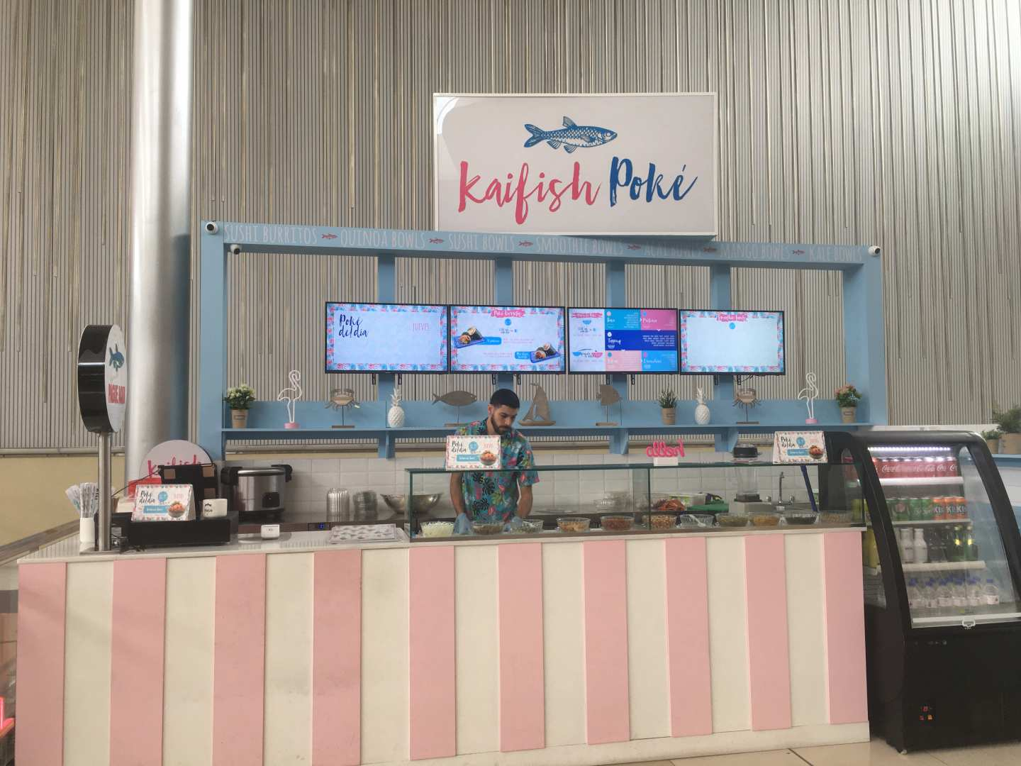 Kaifish (Multiplaza Mall)