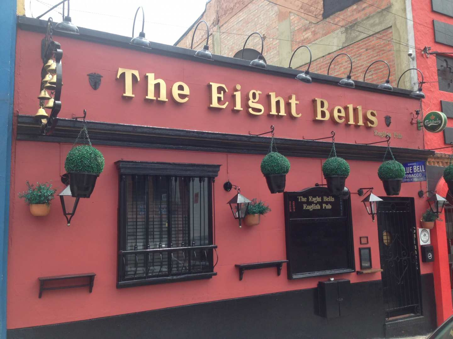 The Eigh Bells