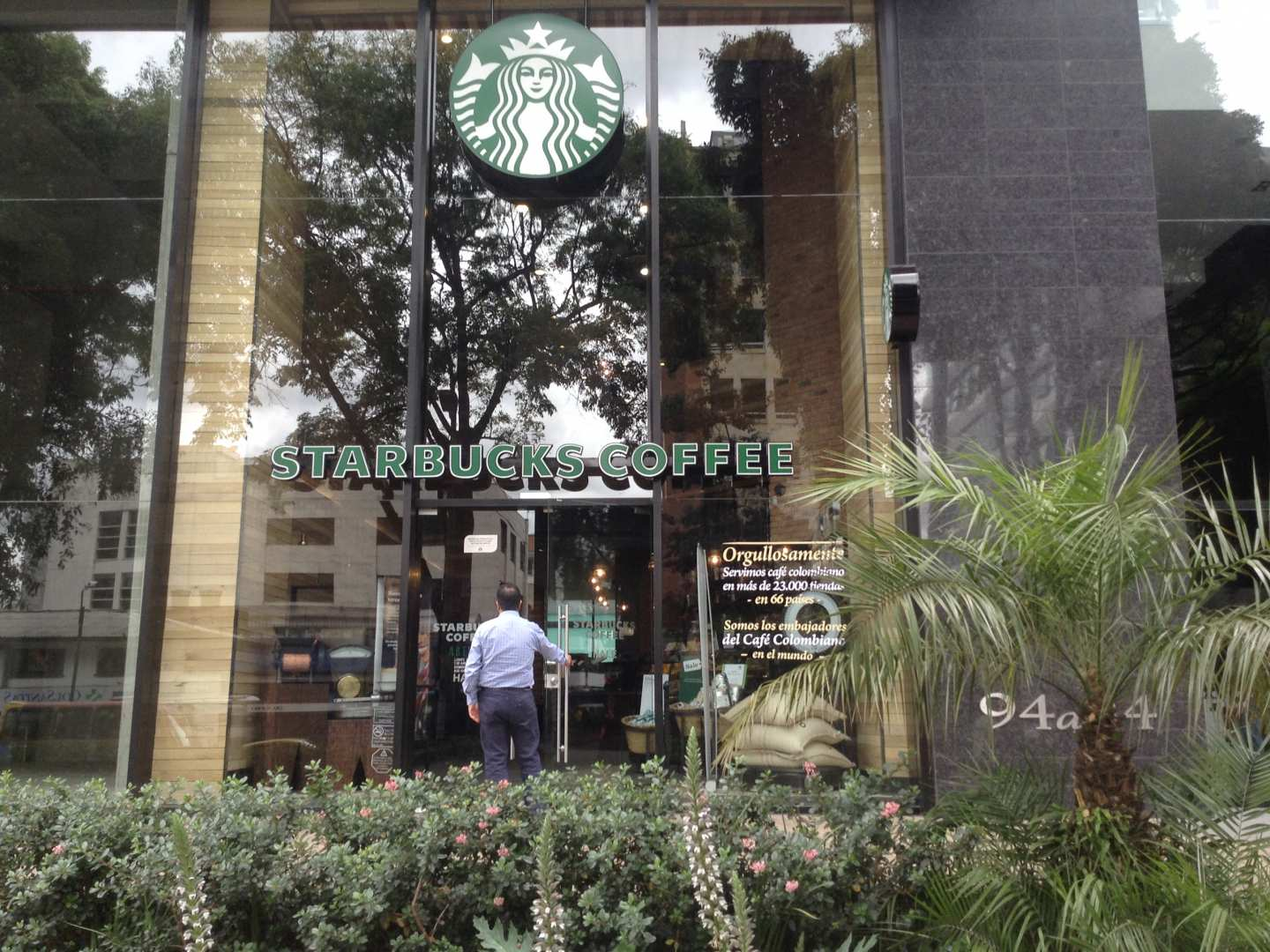 Starbucks (Chicó Norte)