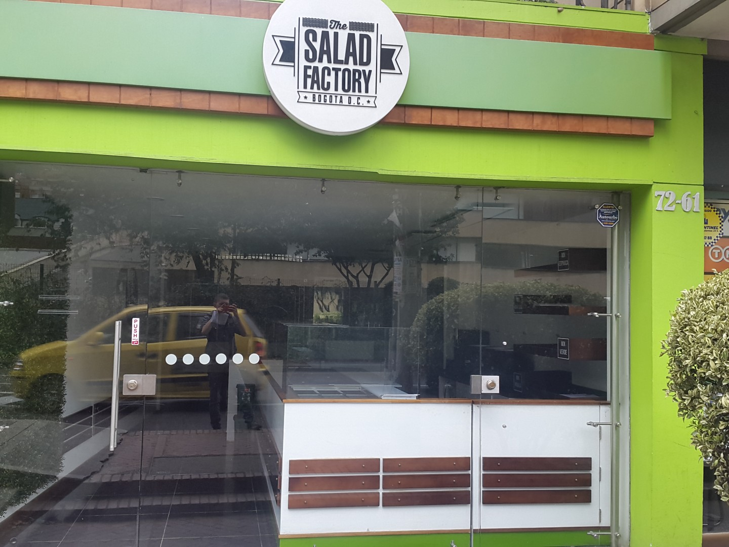 The Salad Factory (Chapinero)
