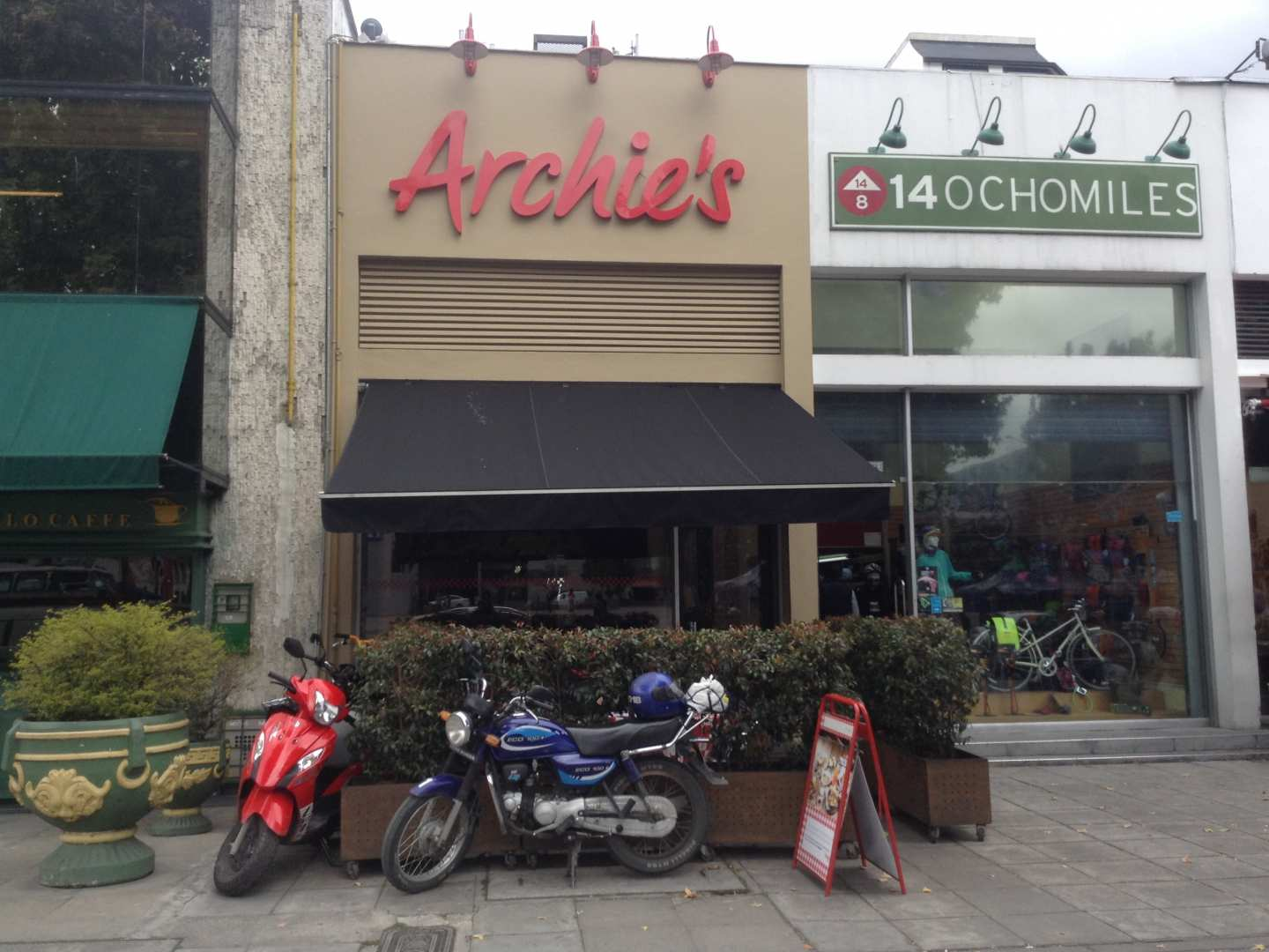 Archie's (Chico Norte)