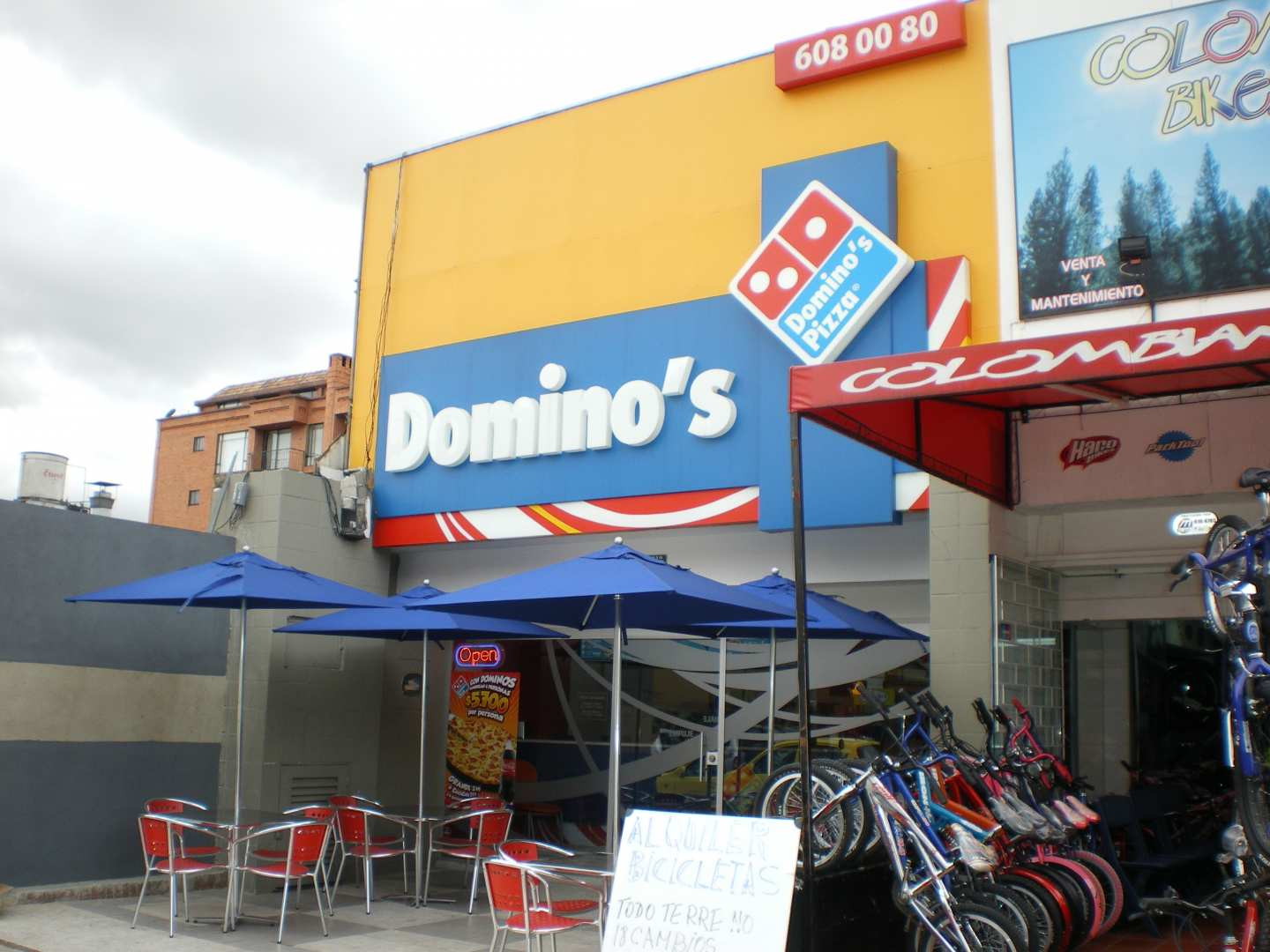 Domino's Pizza (Cedritos)