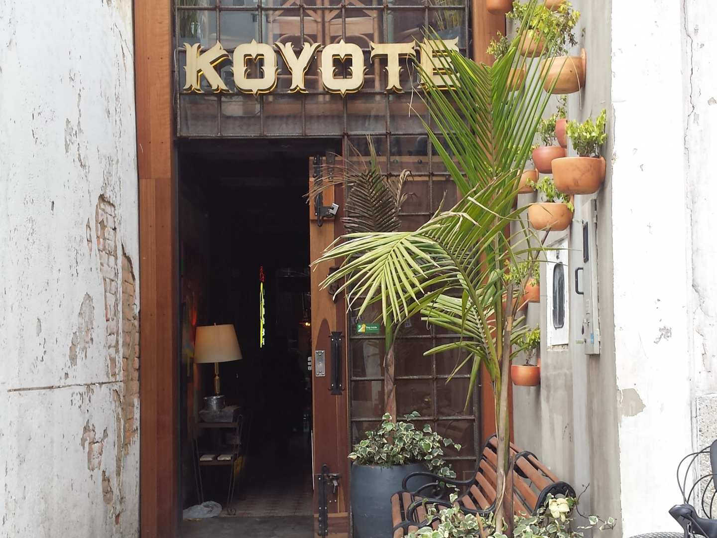 Koyote Barbacoa