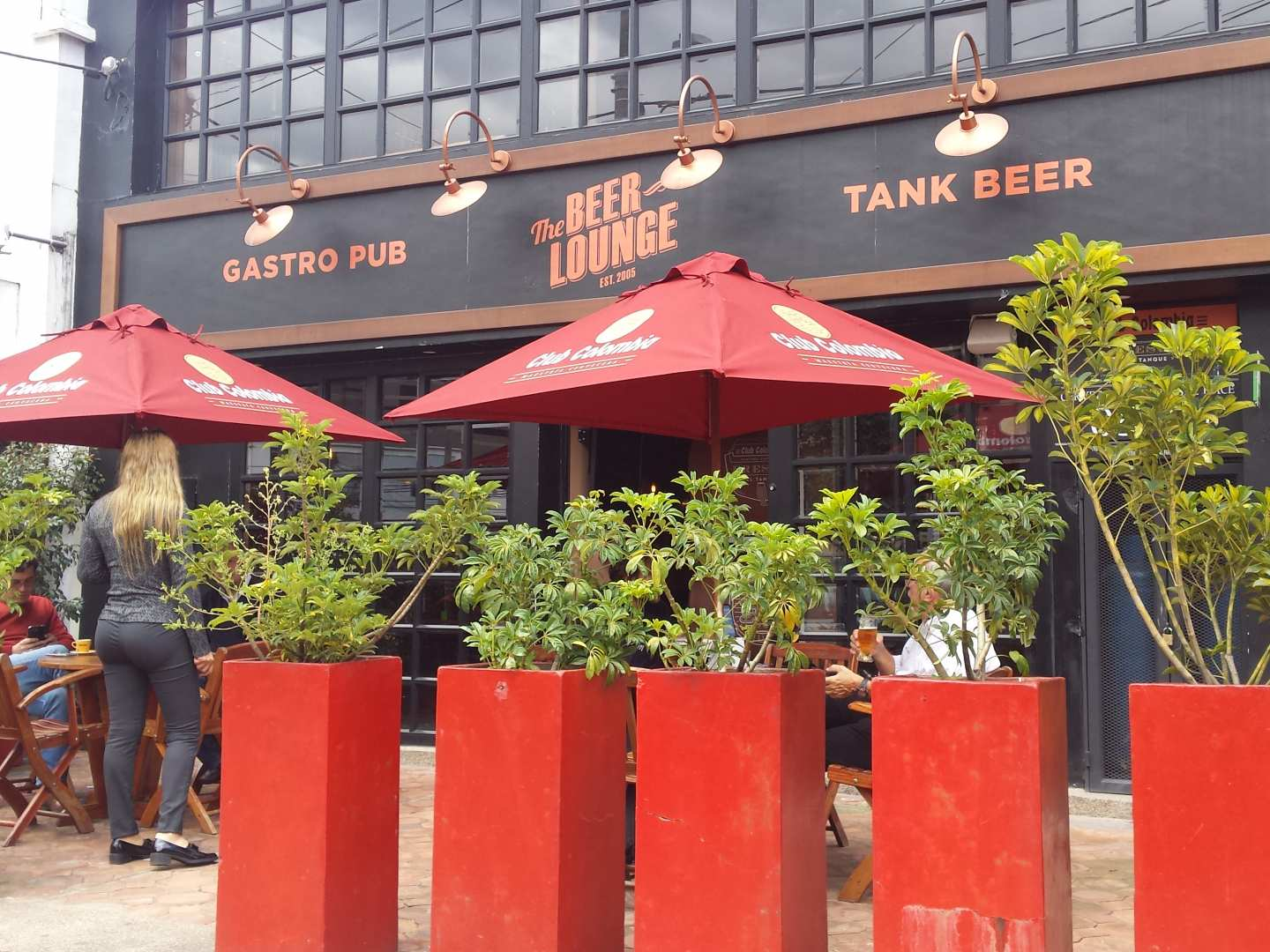 The Beer Lounge (Parque de la 93)