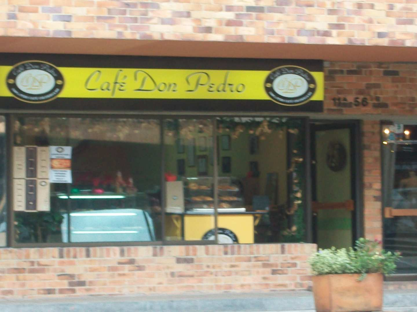 Cafe Don Pedro