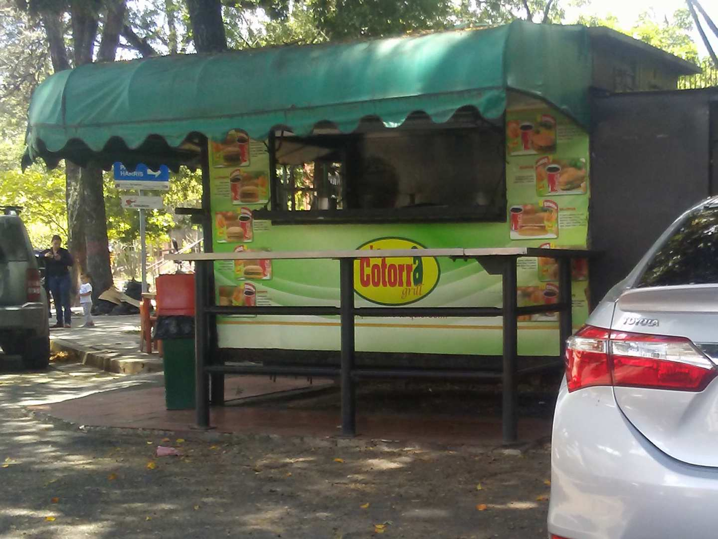 Cotorra Grill (California Norte)