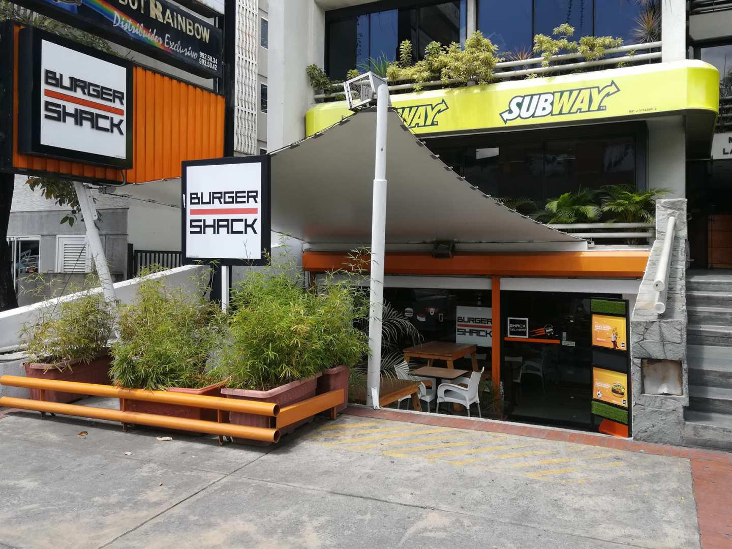Burger Shack (Las Mercedes)