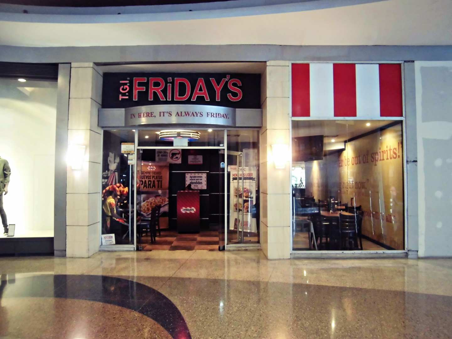 T.G.I. Friday's (C. C. Lider)