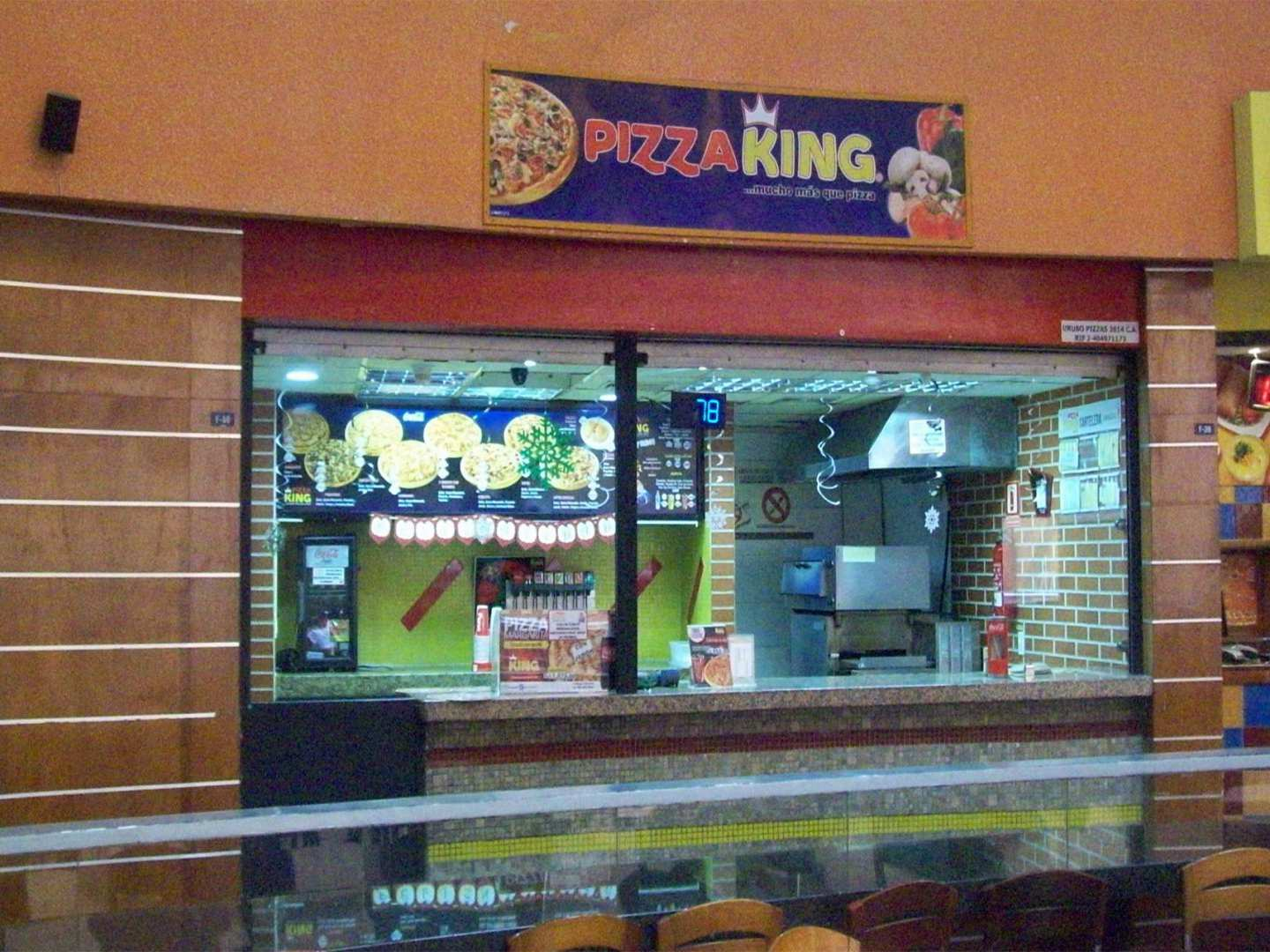Pizza King (plaza Las Americas)