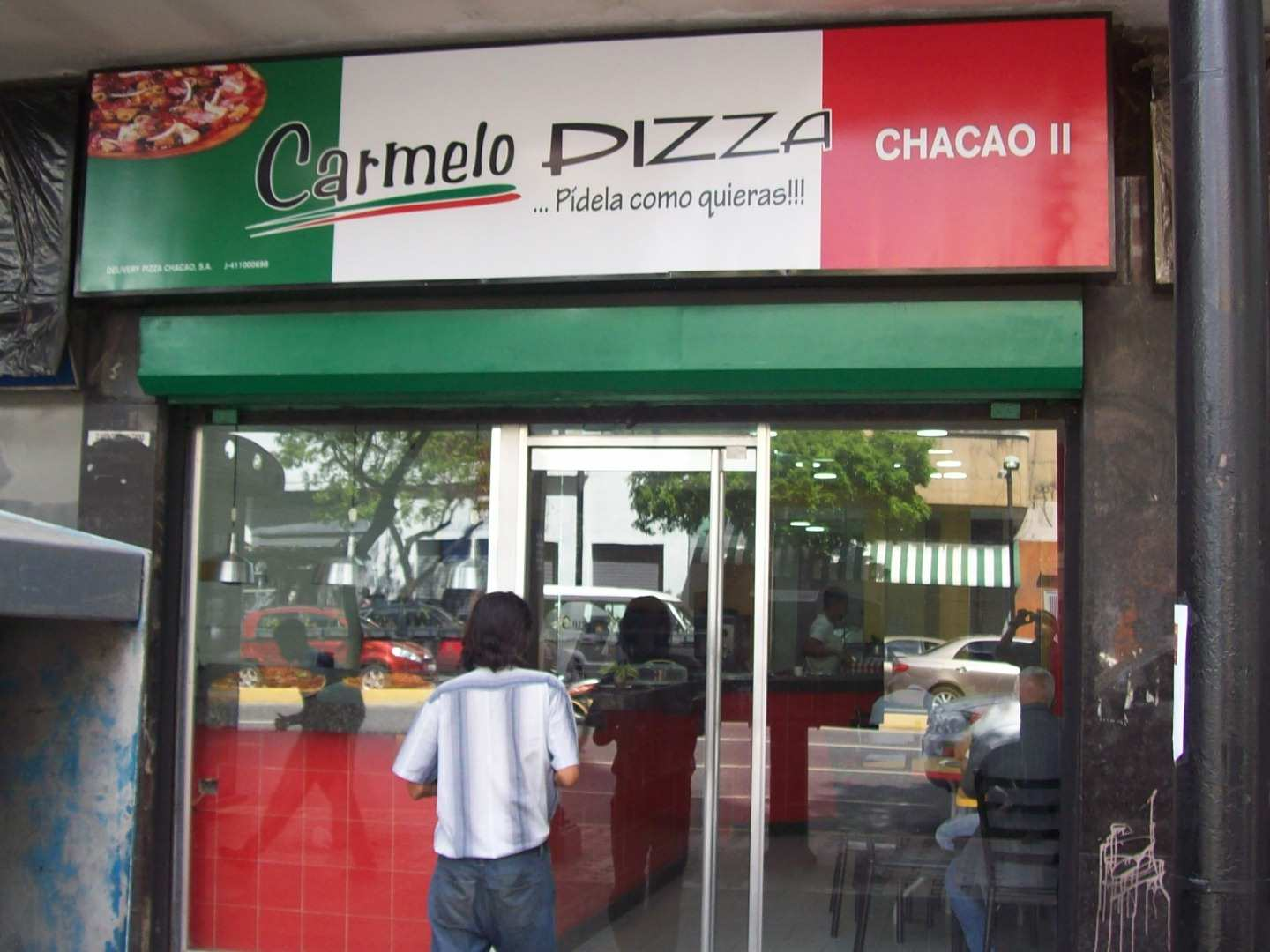 Pizza Chacao