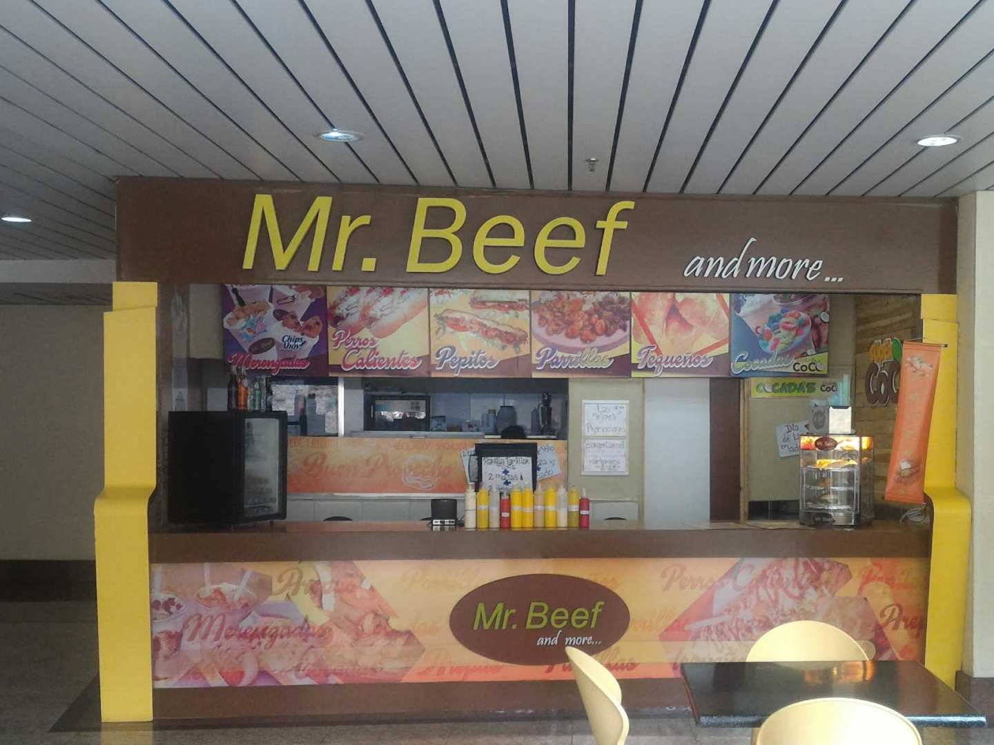 Mr. Beef