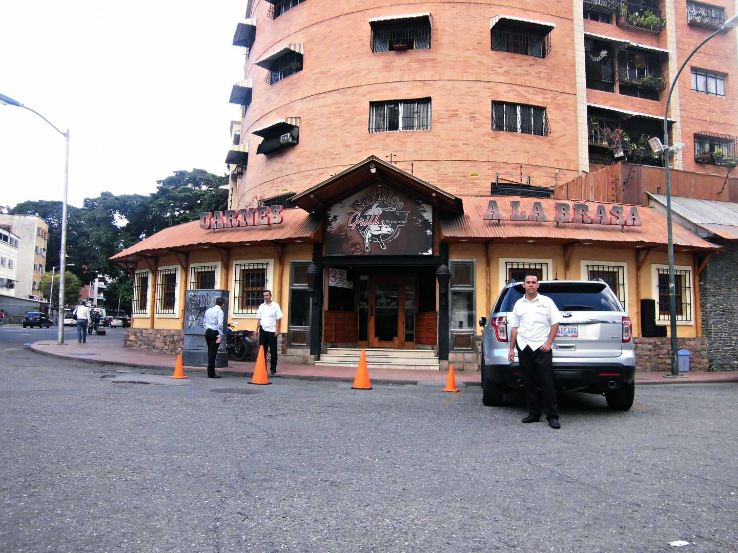 Brasero Steak House (Santa Mónica)