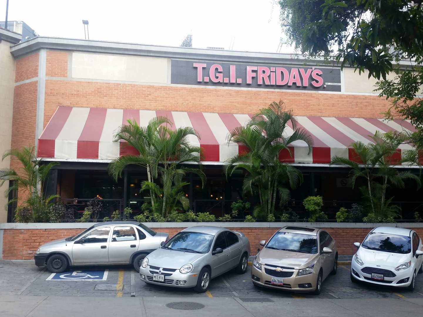 T.G.I. Friday's (Altamira)
