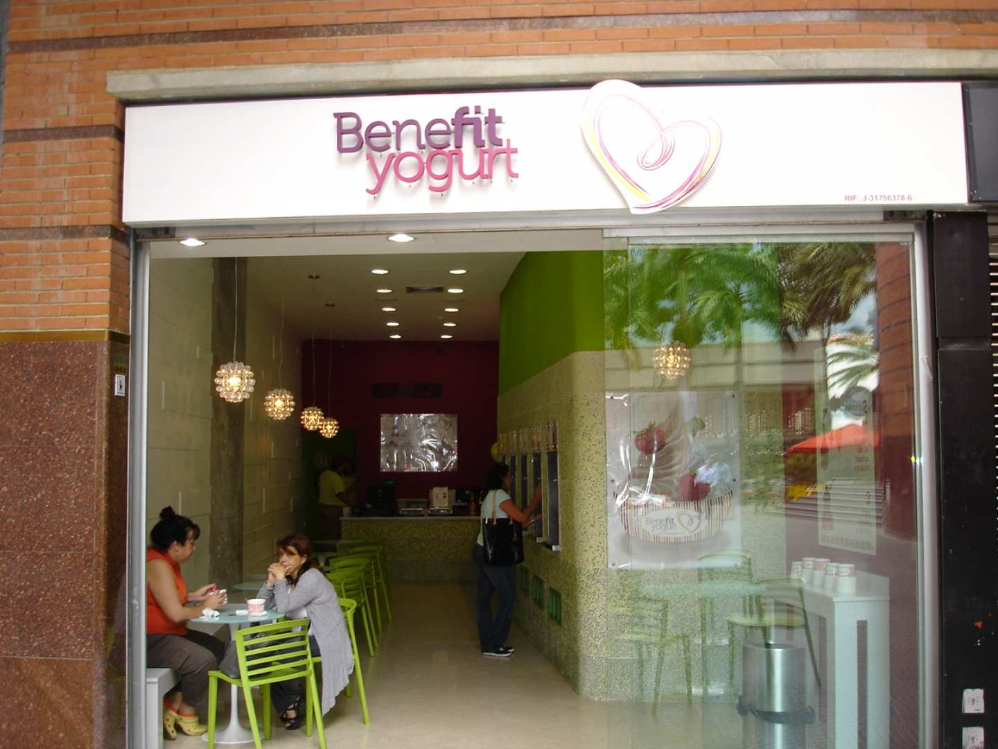 Benefit Yogurt